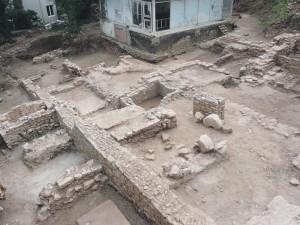 Археологические раскопки в Миришта
