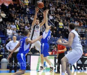 Баскетбольный спектакль