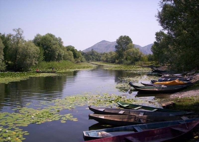 Берег озера - Жабляк Црноевича