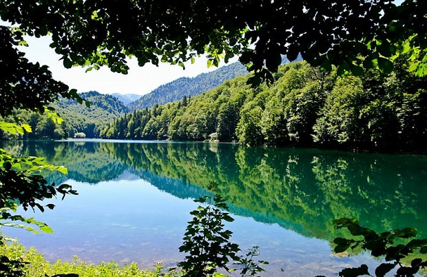 Биоградское озеро2