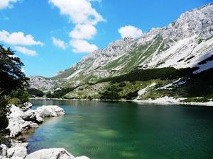 Большое Шкрчко озеро