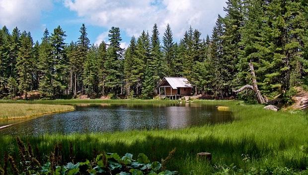 Виситорское озеро