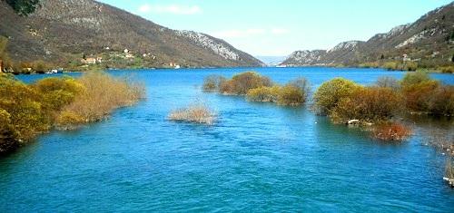Водохранилище Ливировичи