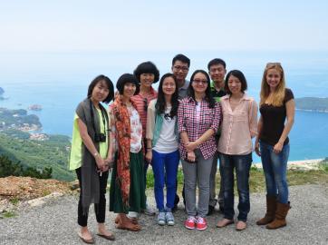 Китайские туроператоры в Черногории