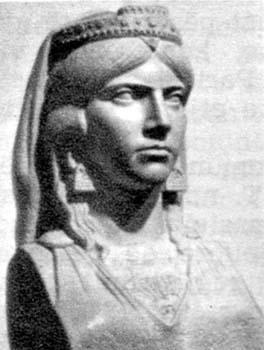Королева Теута