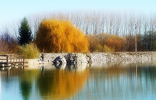 Крупатское озеро