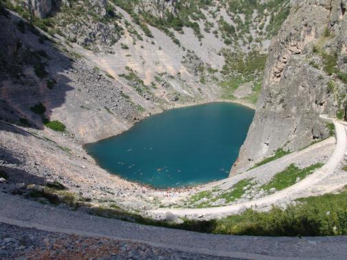 Модрое озеро