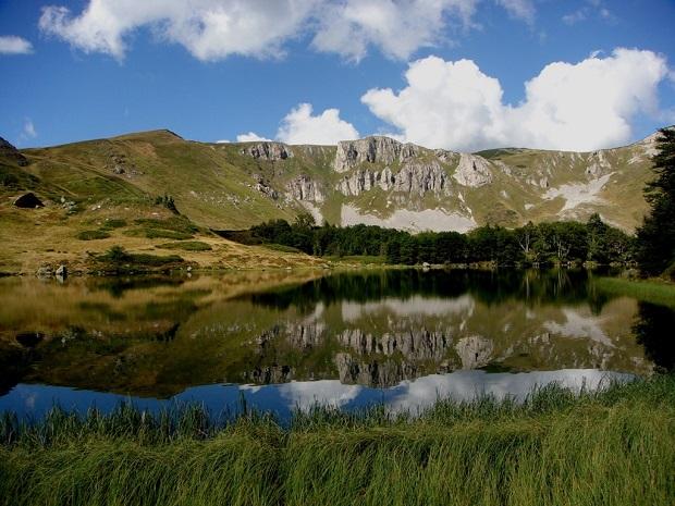 Озеро Пешича