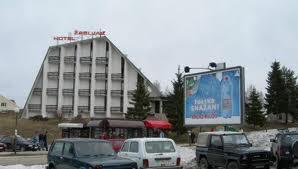 Отель Жабляк