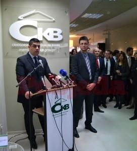 Открытие нового филиала ЦКБ