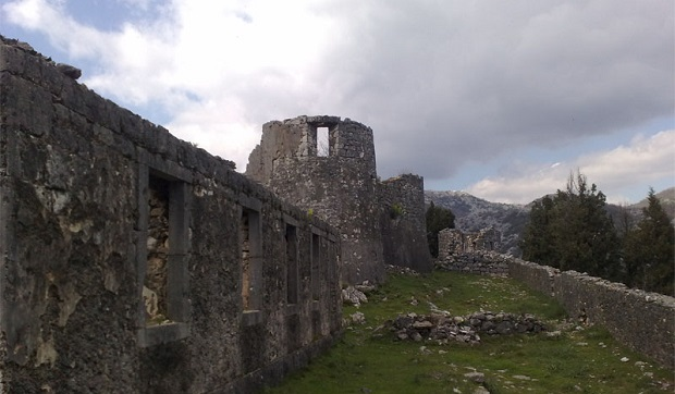 Памятники средневековья