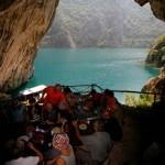 Пещера в Пивском озере