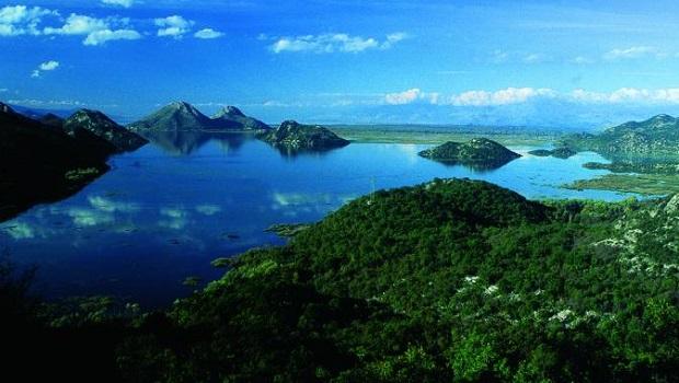 Скадарское озеро НП
