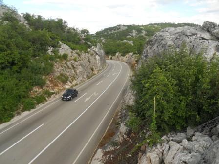 Транспортное сообщение Черногории