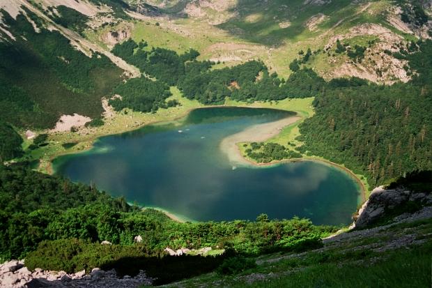 Трновачко озеро