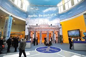 Туристическая выставка в Берлине