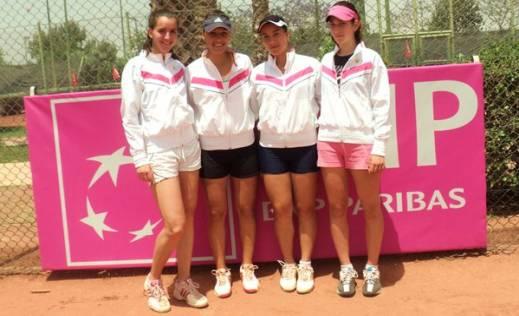 Черногорская сборная по теннису
