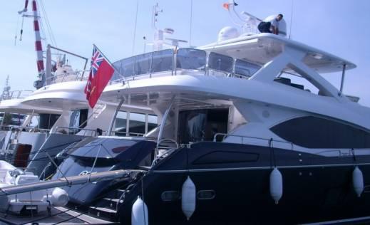 Яхта Dijana