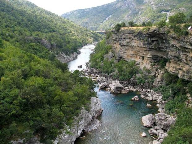 каньон тары