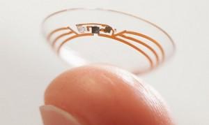 контактные линзы от гугл