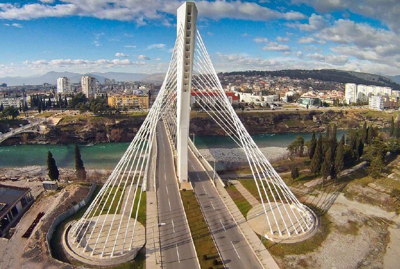 мост MILENIJUM