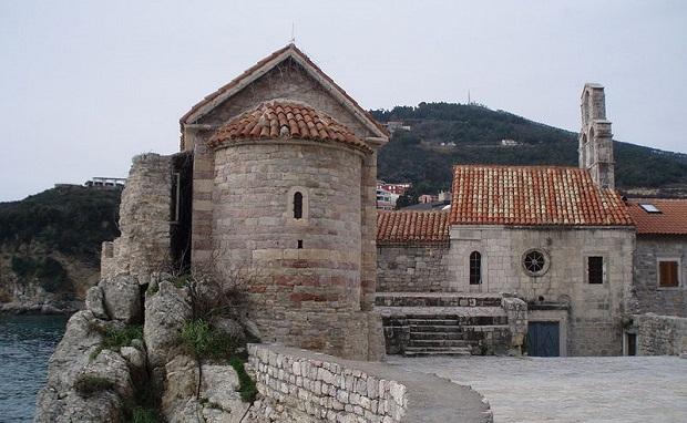 церкви Саввы и Марии