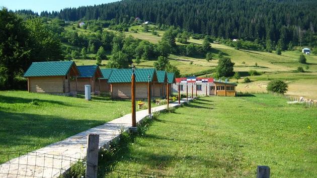 эко поселок югославия