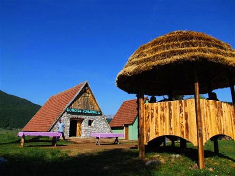 этно поселоу