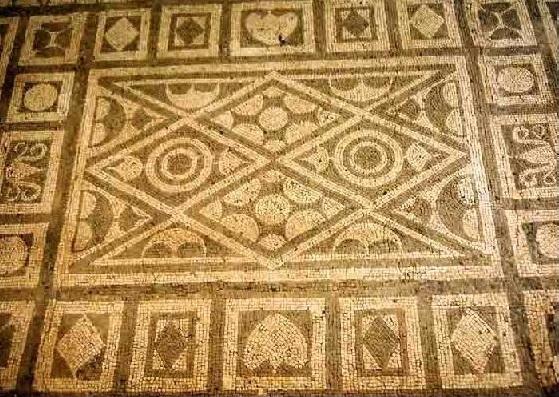 Мозаика III