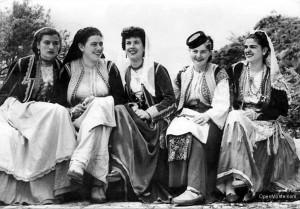 черногорские женщины