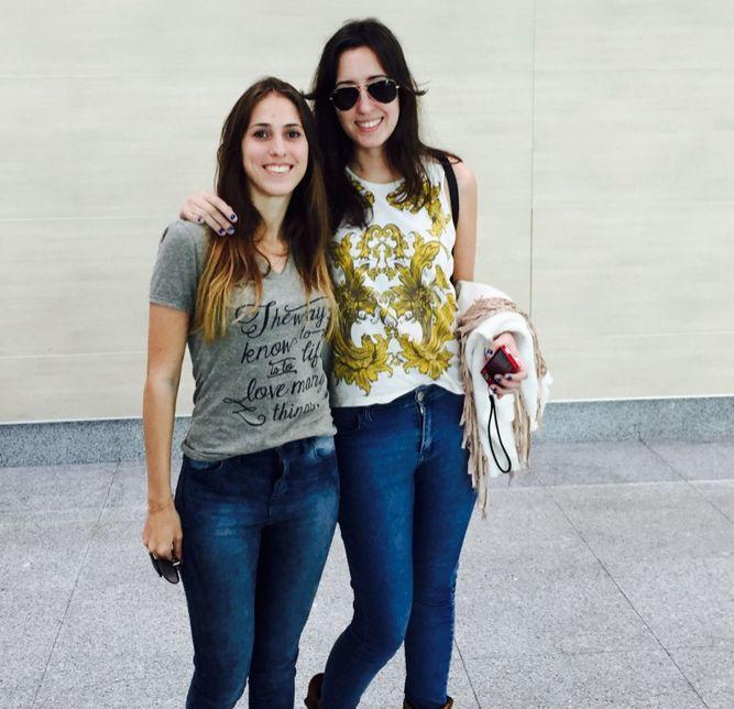 студентки из Аргентины п