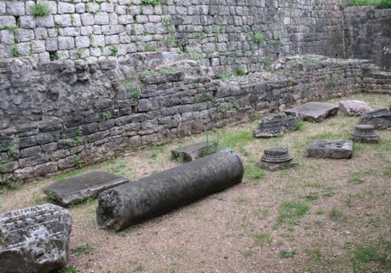 Останки колонн