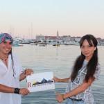 Дарья и Алексей - победители майского конкурса на Realmonte.net