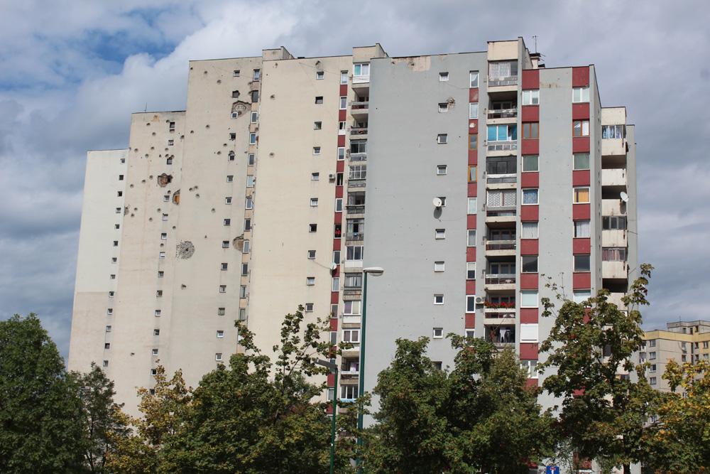 Эхо войны. Сараево