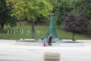Сараево. Площадь Дети Сараева
