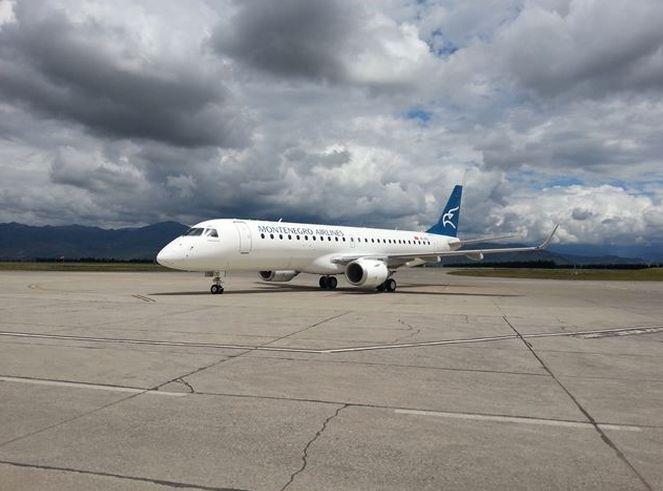 Montenegro Airlines 00000