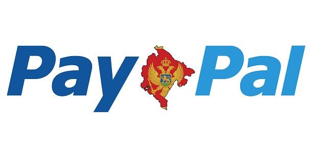 PayPal черногория