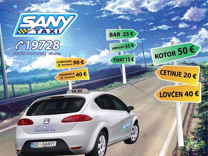 Sanny taxi