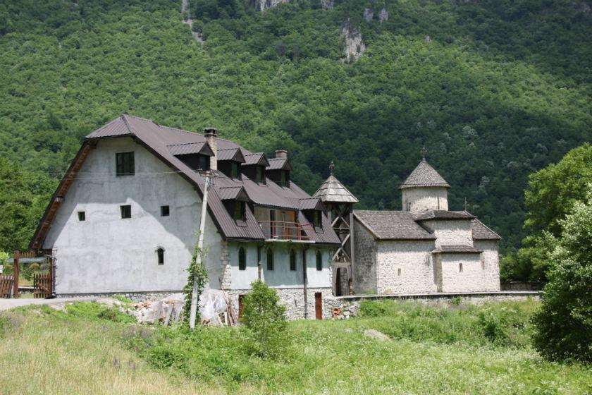 The camp kapija kanjona is located in donja dovrilovina, 30 km on the road mojkovac-zabljak