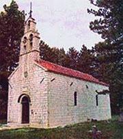 Vlaška crkva - Cetinje