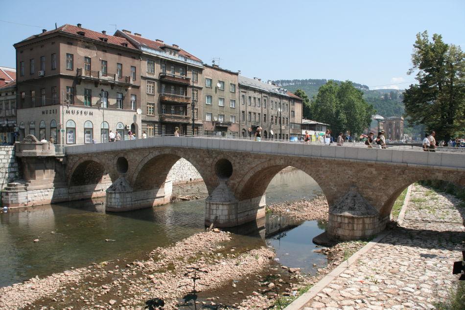 Латинский мост. Сараево