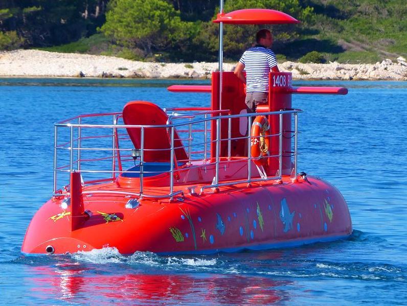 покупка лодки в черногории