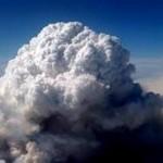Кучево-дождевые облака(грозовые облака, кучевые облака)