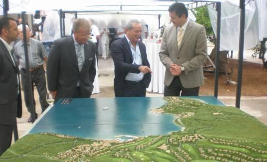 Луштица: разрешение на строительство первой фазы комплекса