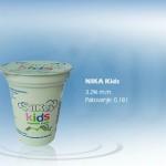 Органический детский йогурт