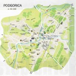 podgorica-map