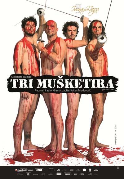 tri-musketara